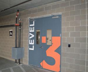 dylan garage level graphic