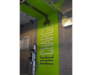 7S Denver Haus recharge graphic