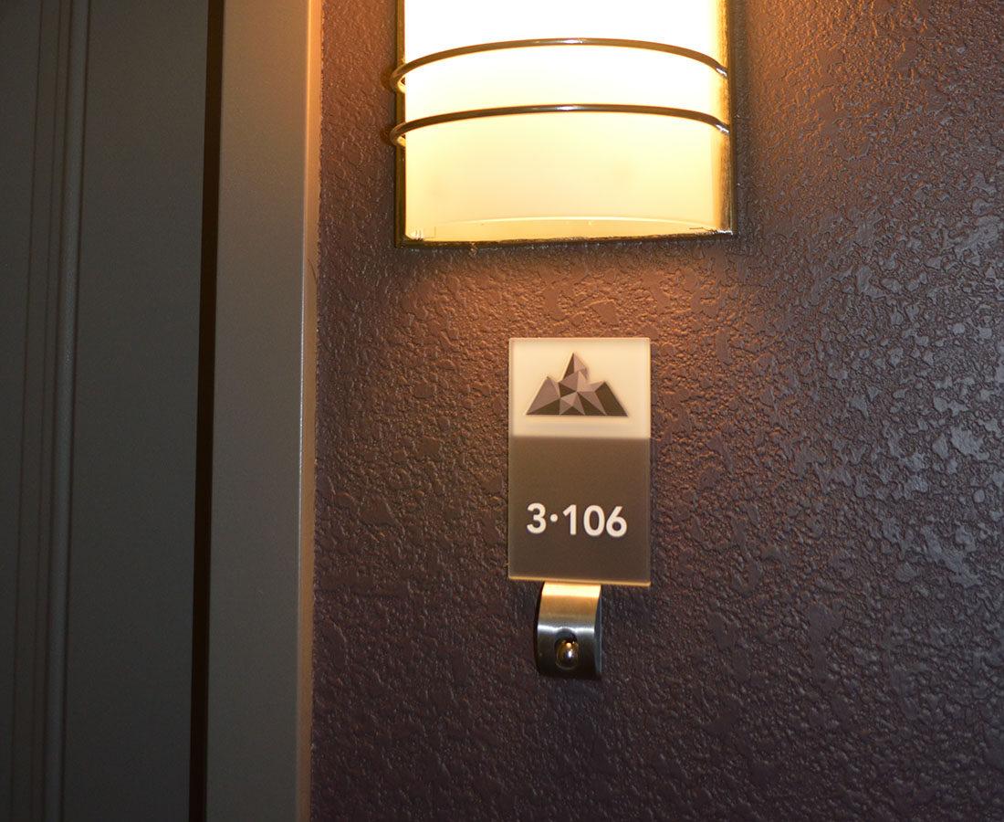 Rockvue Apartments interior unit ID