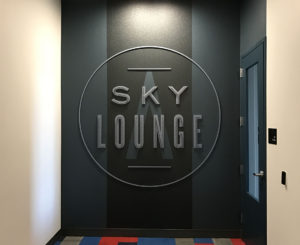 Decatur Point sky lounge graphic