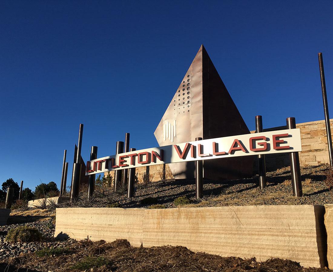AMLI Littleton Village structure