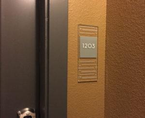 Ovation Apartments glass unit ID