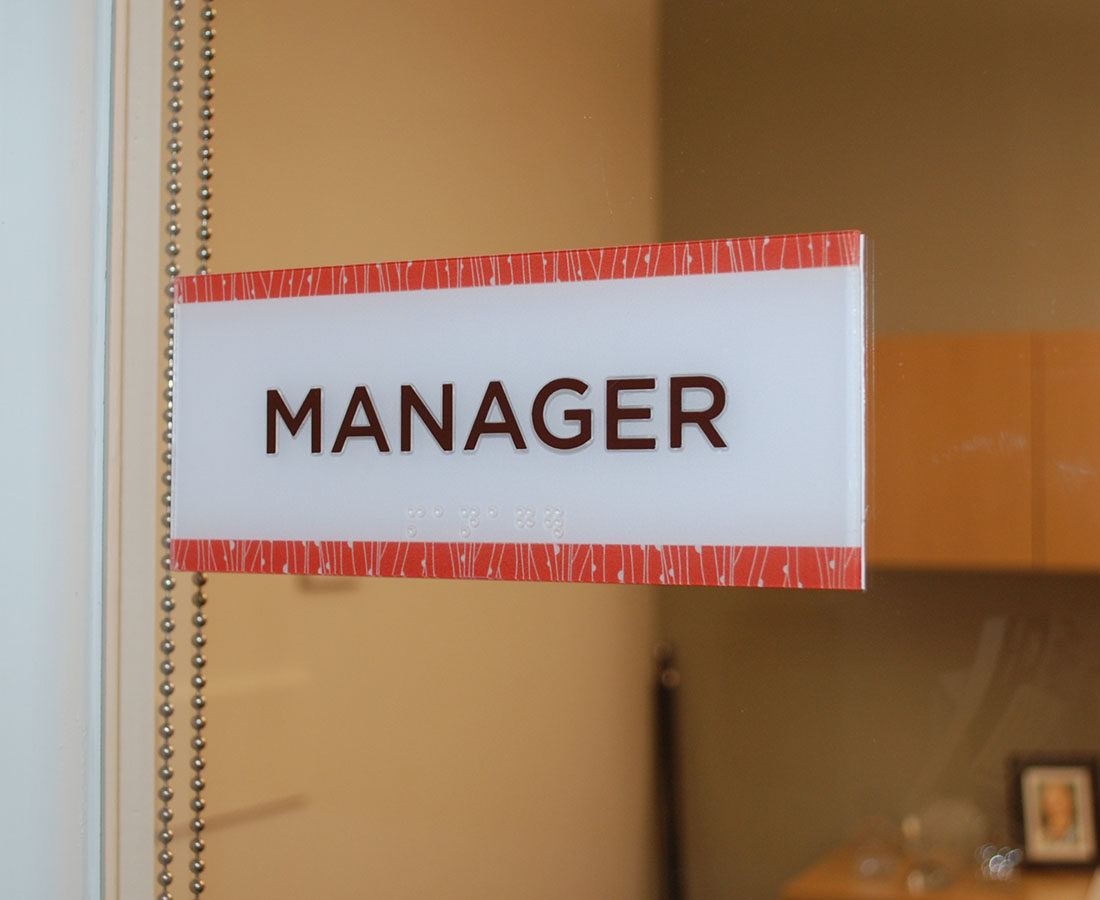AMLI Dry Creek Room ID Manager