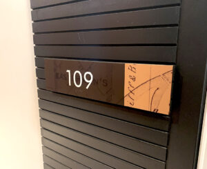 The Kasserman interior unit ID 109
