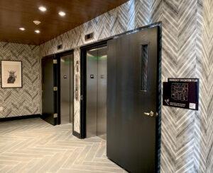 the kasserman interior by elevators