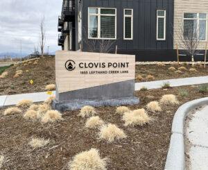 Clovis Point Apartments Monument
