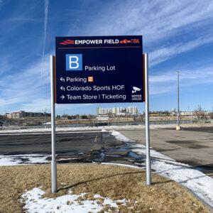 Empower Stadium Sign Directional2