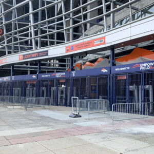 Empower Stadium Signs Gate Headers